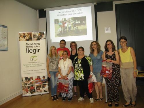 Centre Ocupacional CIPO i Bib Nord - Sabadell